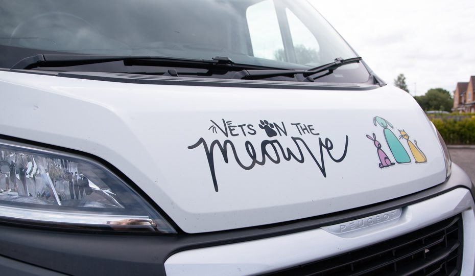 Vets On The Meowve Van